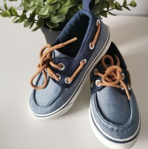 (3/$12) Old Navy Toddler Boys Boat Size 7 Shoes